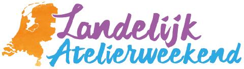 Logo Landelijk Atelierweekend